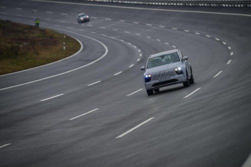 爱驰汽车耐久性测试:千锤百炼护航安全