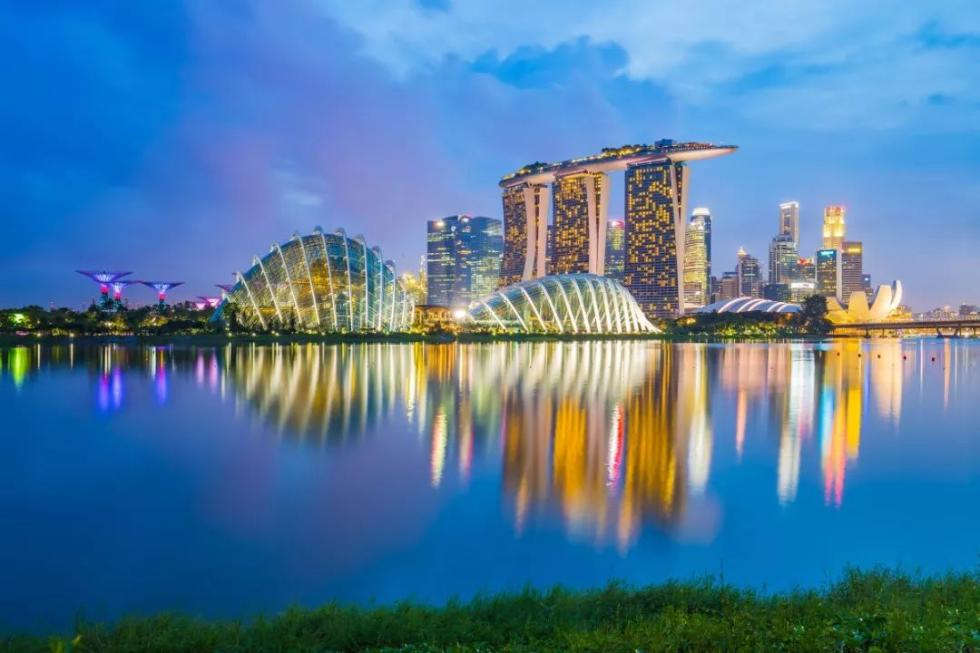 总理访问新加坡期间中新双方达成了哪些经贸合作成果?商务部回应