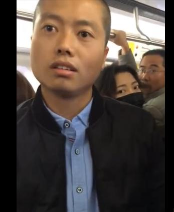 北京地铁五号线上女子遭男子猥亵 涉事男患精神分裂症