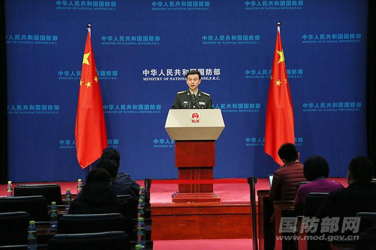 国防部谈军事政策制度改革:2020年前完成主干方面改革