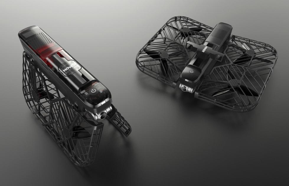 零零科技发布AI无人机HOVER 2,售价399美元起
