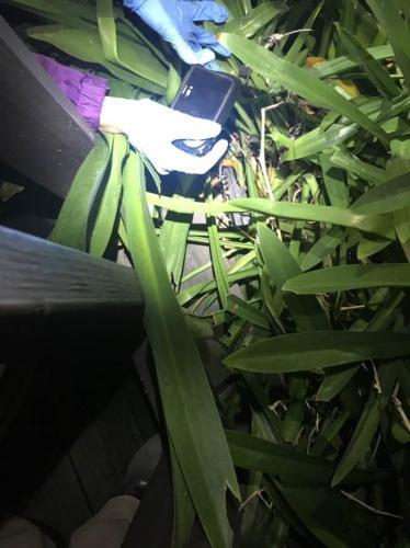 """台湾企业副总座车遭枪击 嫌犯称""""试枪""""误击(图)"""