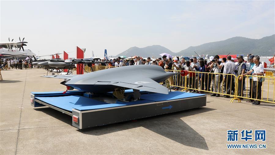 军事专家:中国航展无人机展品或揭示未来空战重要作战样式