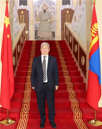 蒙古参赞:中国改革开放给蒙古国带来了机遇