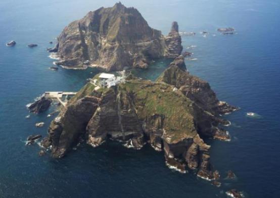 日韩两渔船相撞!位于争议岛屿附近 韩籍渔船进水
