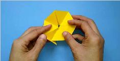 如何用一张纸做出可以无限翻转的魔法图案