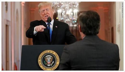 AG真人视讯网站:CNN记者白宫采访证是否必须恢复?美法官将于周五宣布结果-东方明星网