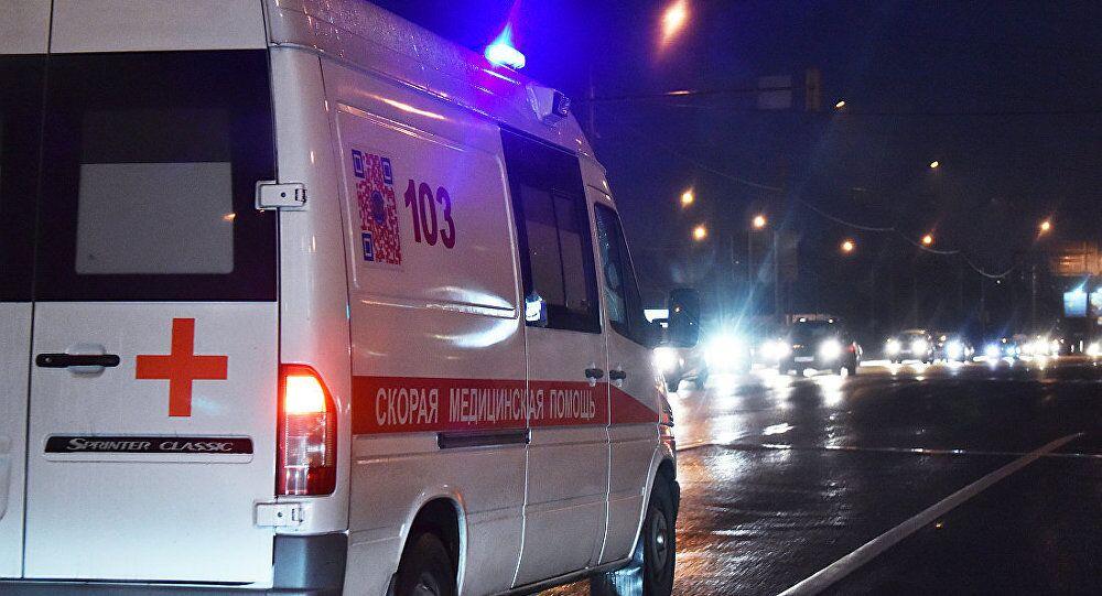 莫斯科西南区住宅楼内不名物品发生爆炸 3人受伤