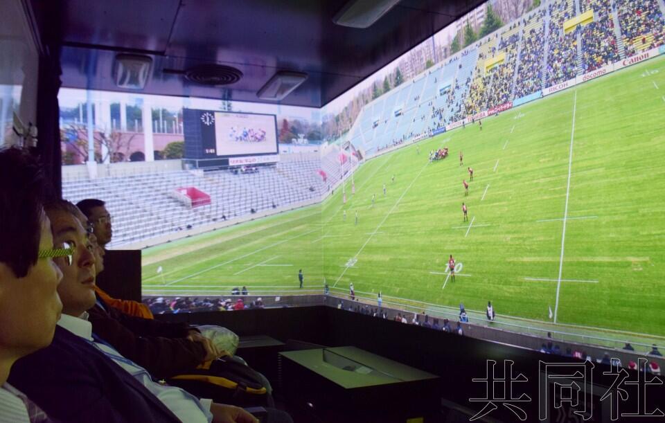 4K叠加临场感系统受关注 东京奥运趣味大增
