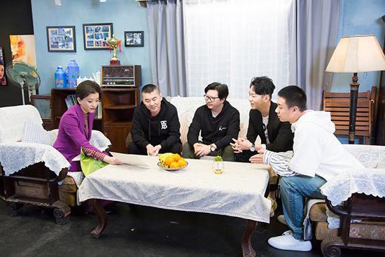陈建斌回忆儿时趣事 爆料《一个勺子》幕后辛酸