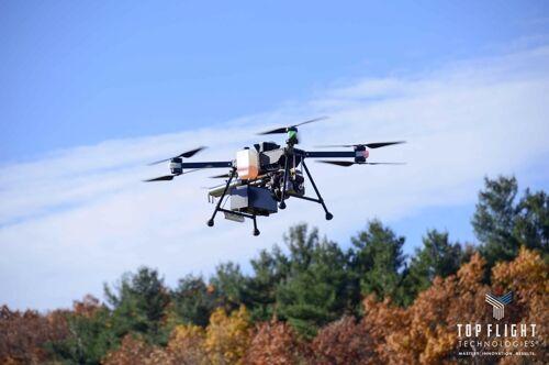 现代投资美国初创公司 进军商用无人机领域