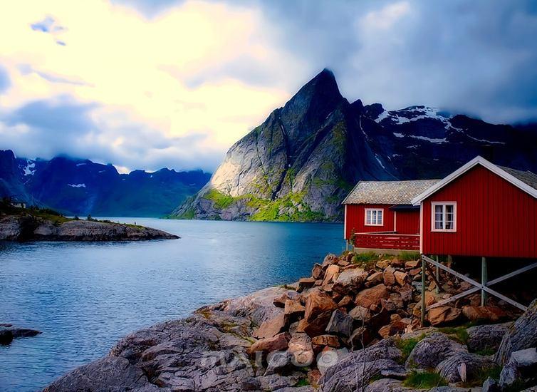 """法媒推荐挪威旅行新路线 两大理由让你""""赶去嗨"""""""