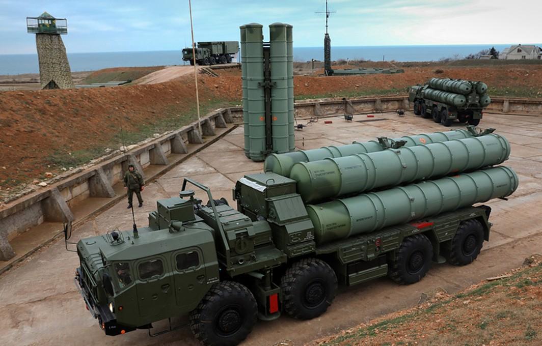 俄称S400导弹远超国外同类产品 射程超出1倍