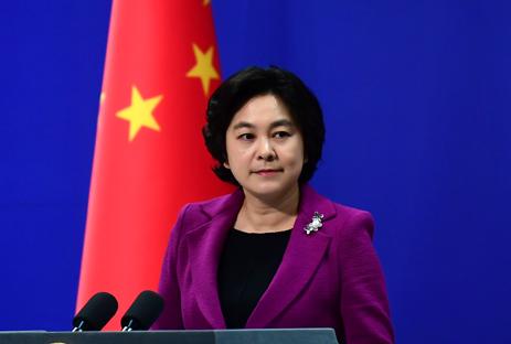 """华春莹:达成""""准则""""是东盟国家普遍期待 也是中方真诚意愿"""