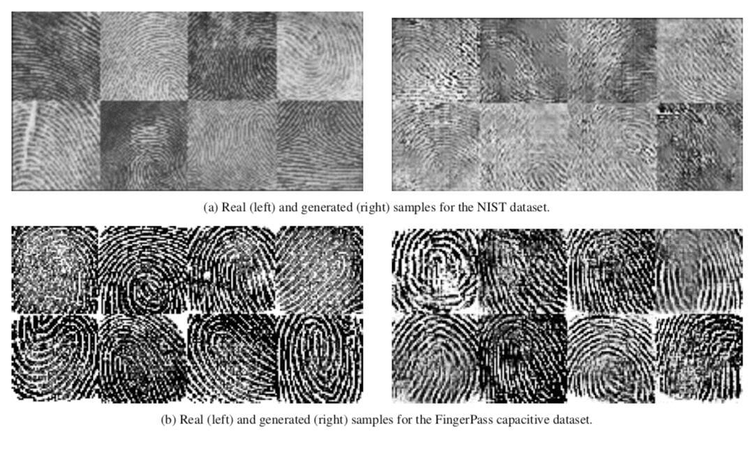 美研究显示机器生成伪造指纹可达到以假乱真程度