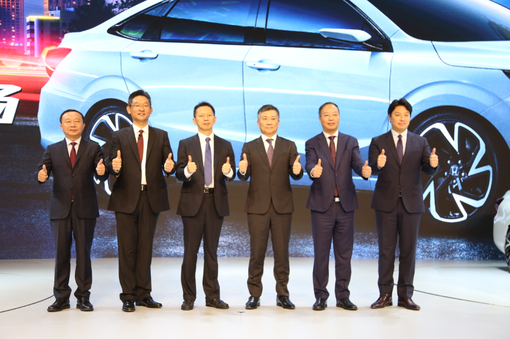 ENVIX(享域)概念车首次登场  新能源车市蓄力扬帆