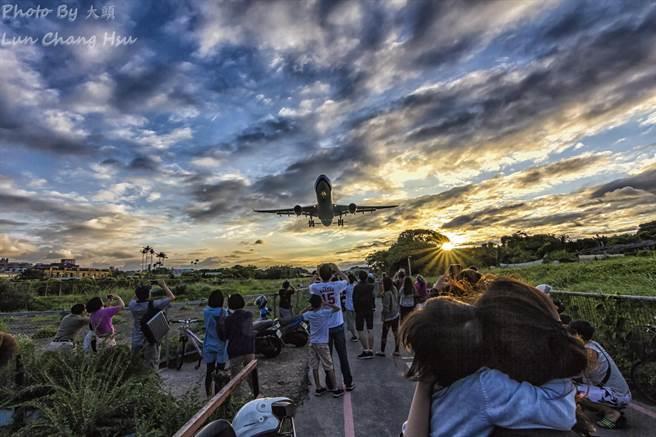 台北五大绝美追机热点曝光 在台航空迷摄影迷们有福了