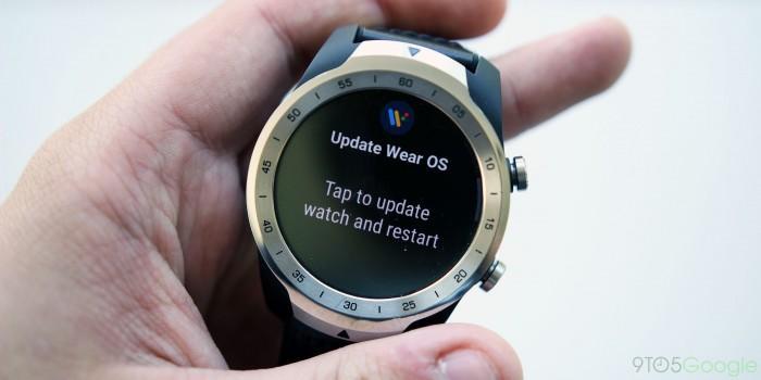 """谷歌智能手表系统Wear OS将迎来系统版本""""H""""更新"""