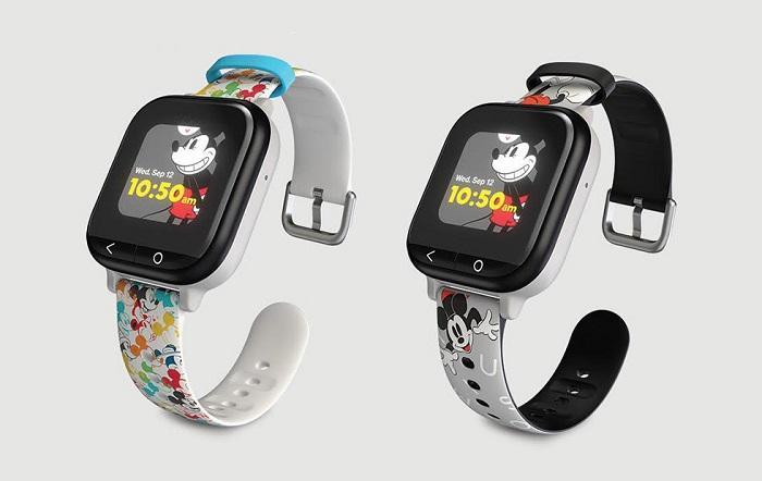 Verizon推米奇90周年纪念版GizmoWatch儿童手表
