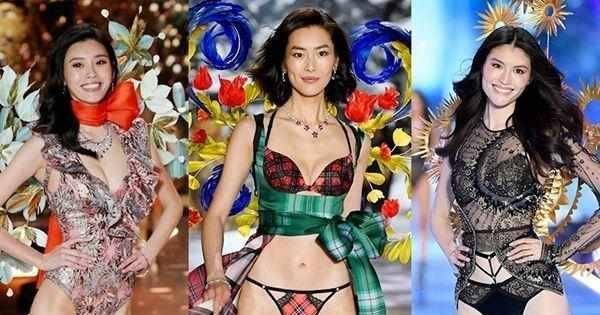 刘雯拍杂志侧看像根腊肠,手比腰还宽大,陈伟霆看着比她还女人