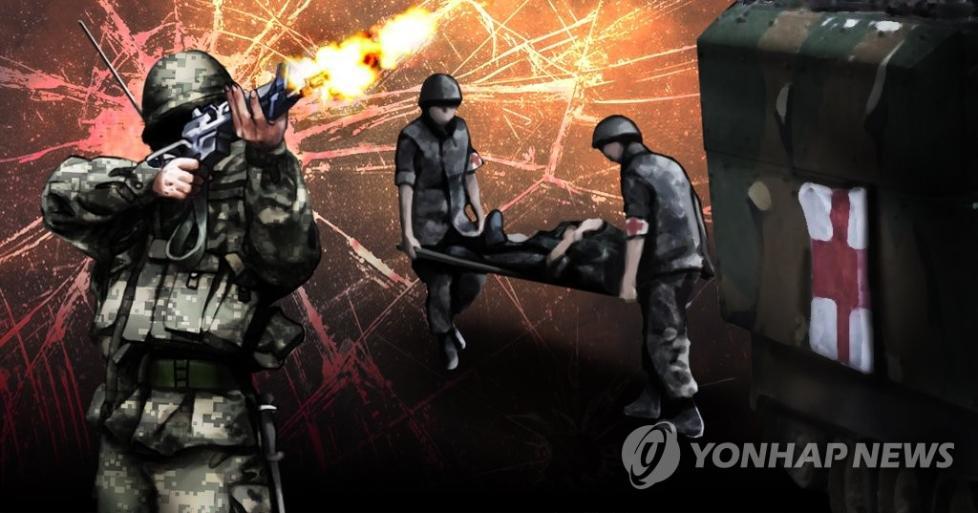 突发!韩国前线哨所一士兵头部中枪死亡