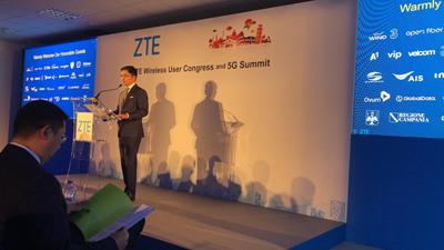 中兴全球无线用户大会和5G论坛在意大利举行