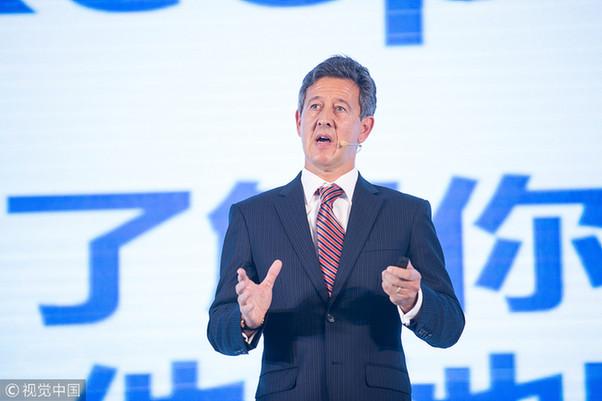 宝洁高管:能有机会与中国共同成长实属幸事