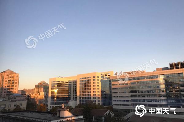 北京晴冷上线今夜最低温跌破冰点 周末气温将创新低