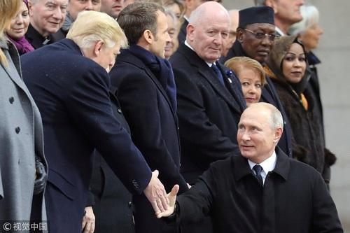 美俄领导人G20会面谈什么?普京:重点还是军控