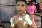 心痛!泰国13岁男孩拳击场上遭连续重击身亡