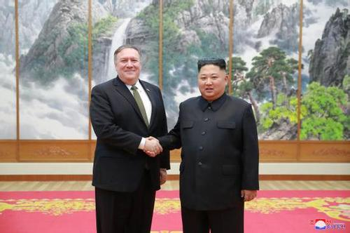 """美国务卿就朝鲜""""释放""""一名美国公民发表声明:""""赞赏"""""""