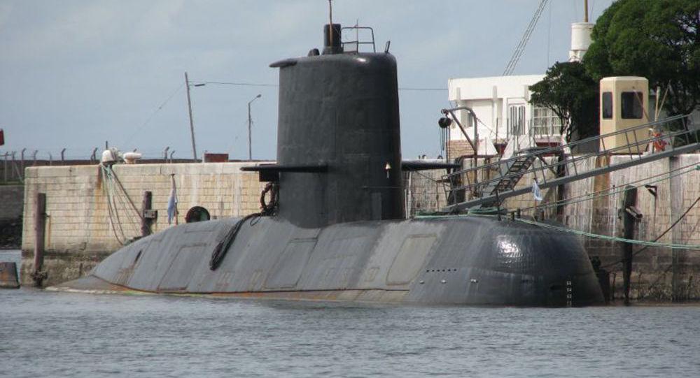 阿根廷海军:去年11月失踪、载有44人的圣胡安号潜艇被发现