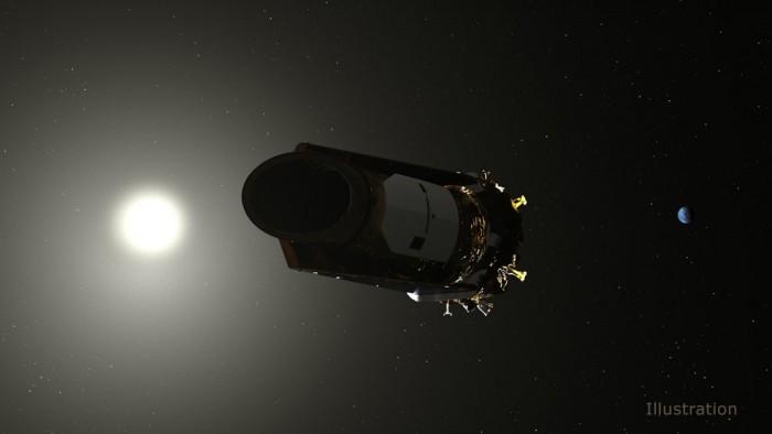NASA已确认在周四彻底关闭了开普勒望远镜