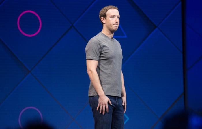 Facebook麻烦缠身 扎克伯格财富今年缩水174亿美元