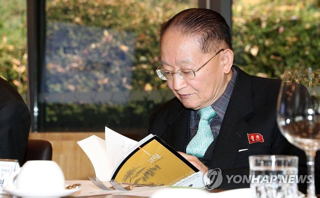 韩媒:由朝方提议,韩朝统一智囊在韩会晤