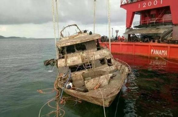 泰普吉沉船