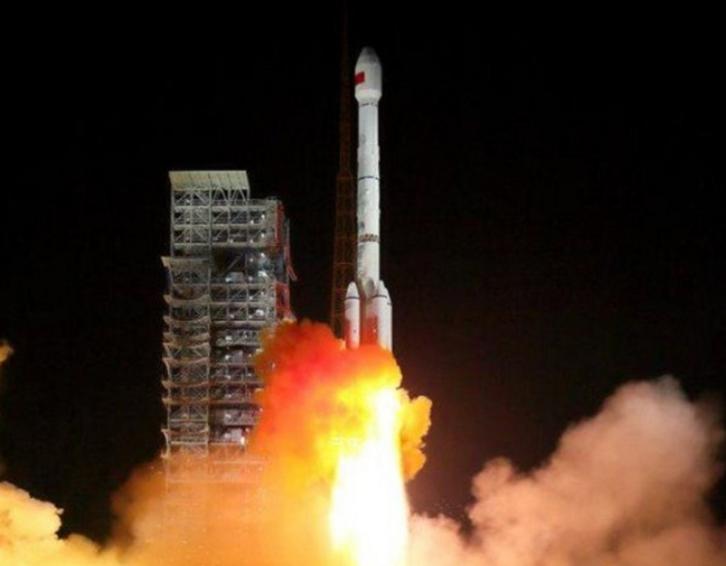 中国成功发射第42、43颗北斗导航卫星
