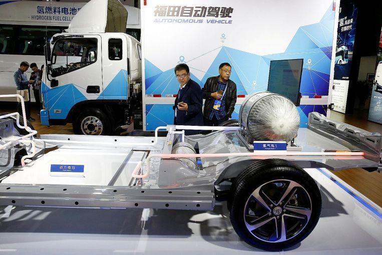 中国正面临一场纯电动商用物流车换代升级革命