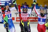 高山滑雪世界杯希弗林封后 夺生涯回转第33冠