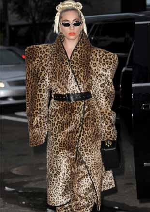 豹纹怎么穿才最时髦?
