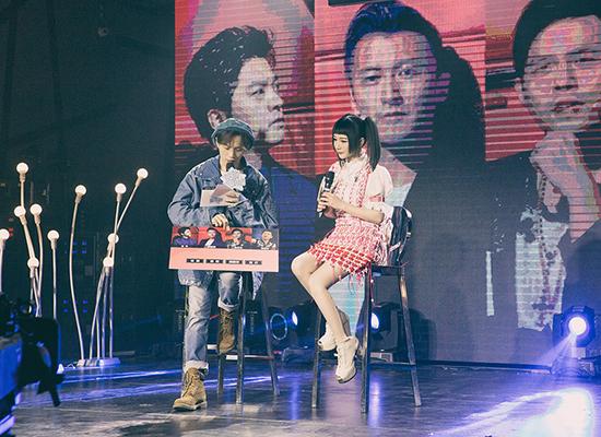 """刘安琪生日首唱会在京举行  获赞""""好声音"""""""