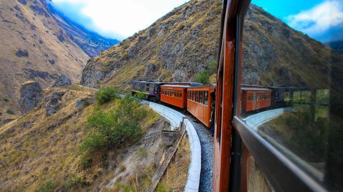 沿绝美铁路慢享生活 精选全球豪华列车让你流连忘返