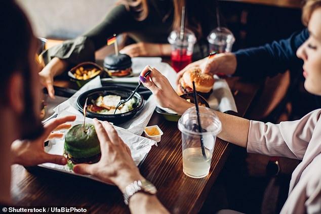 研究:点外卖易受同用餐人影响