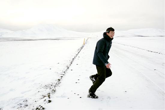白举纲《奇遇人生》冰川徒步  寻找极简快乐