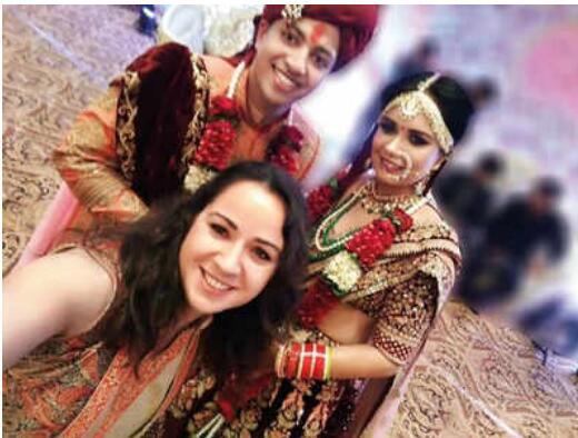 """印度""""婚礼旅游""""逐渐兴起 带外国人体验印式狂欢"""