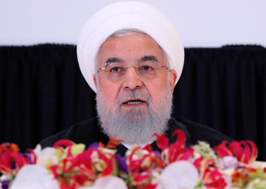 伊朗总统硬气回击美国:将继续出口石油,美对伊心理战终将失败!