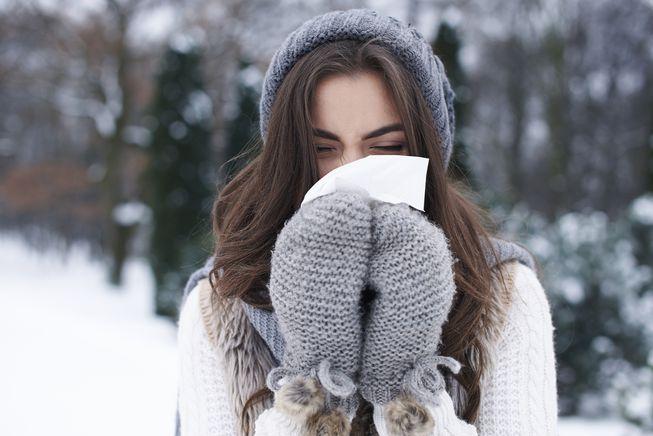 外媒总结缓解伤风和流感症状的小法门 助你放心过冬