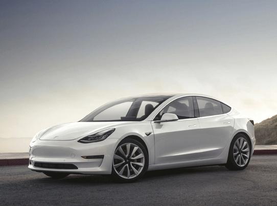 特斯拉在华接受Model 3预订 在华起价58.8万元
