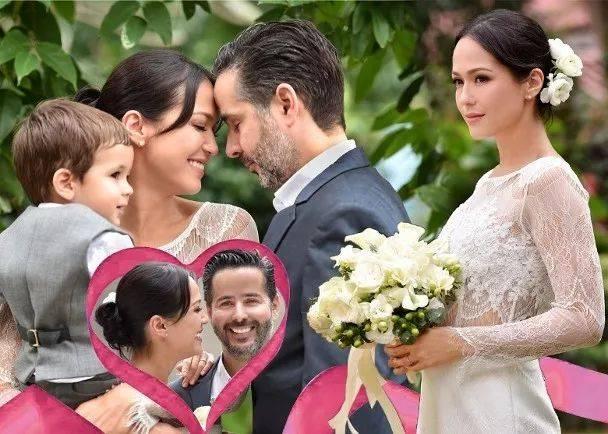 正式注册结婚!贝安琪一家三口劲温馨