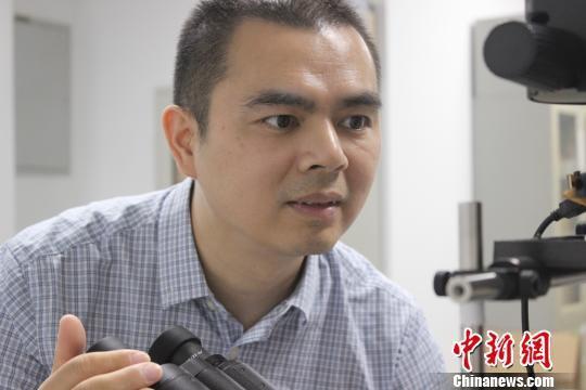 青年科学家司徒国海:计算光学成像的探索者